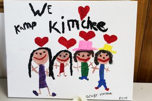Art at Kamp Kimchee